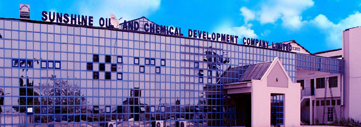 Sunshine Oil and Chemical Development